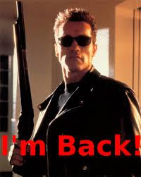 I'm Back2